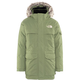 The North Face MCMurdo Veste Homme, four leaf clover